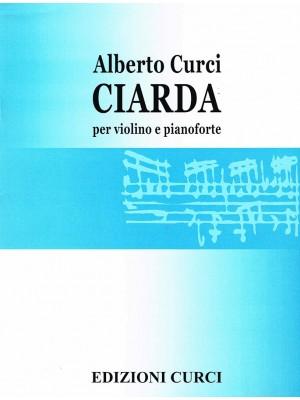 Alberto Curci - Ciarda e Le Filatrici