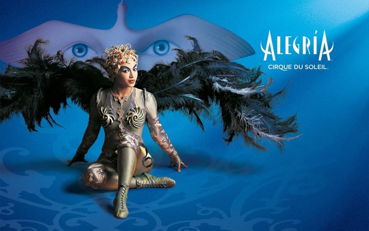 Alegria - Cirque du Soleil - string quartet/quintet arrangement