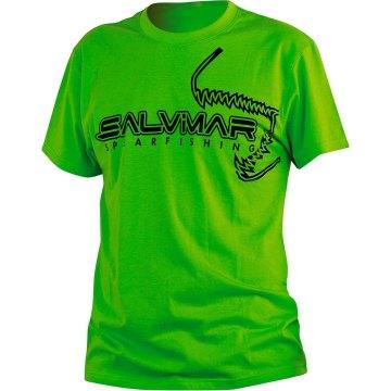 T-shirt Salvimar Green Team