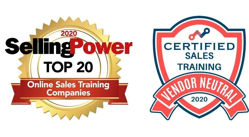 Award-Winning Sales Training