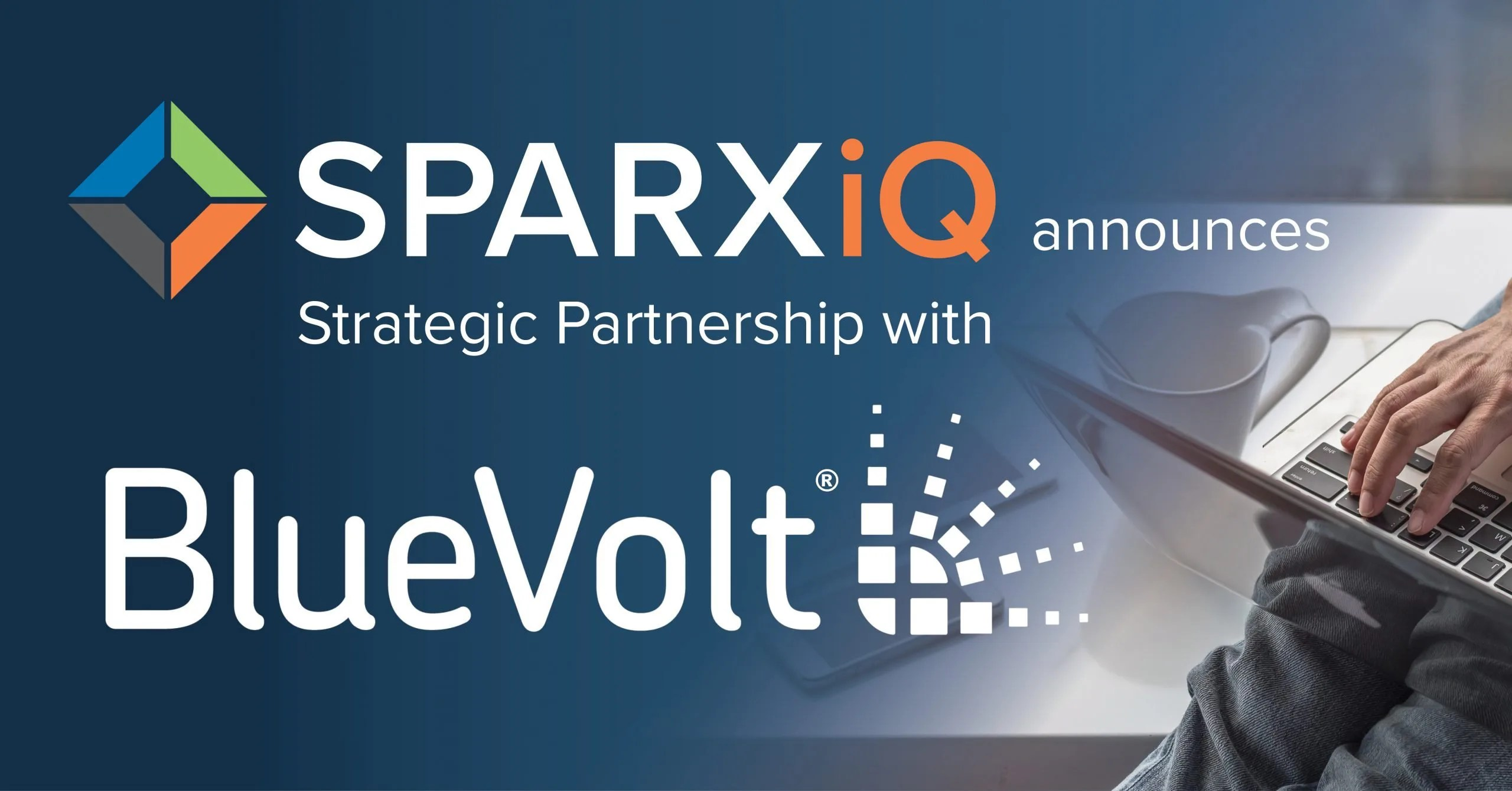 SPARXiQ BlueVolt Partnership Announcement