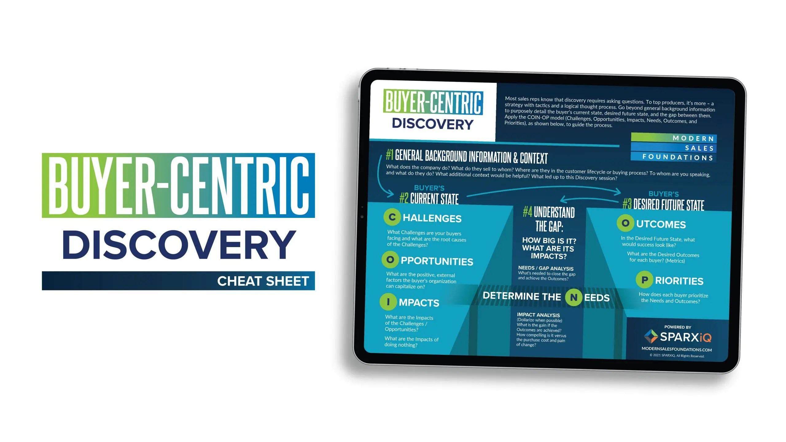 buyer-centric sales discovery