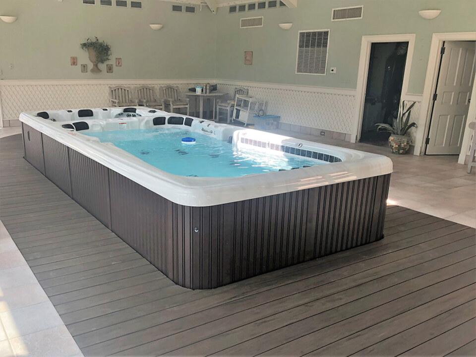 Garden Leisure Swim Spas