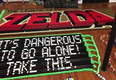 The Legend of Zelda - 21.981 Dominosteine