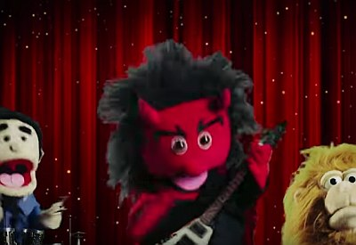The Muppet Show - Heavy Metal Cover