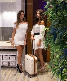 Arrivo alla Luxury SPA Suite Assisi