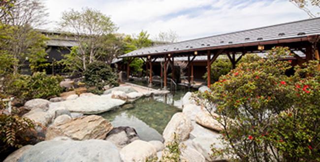 熊谷天然温泉 花湯スパリゾート