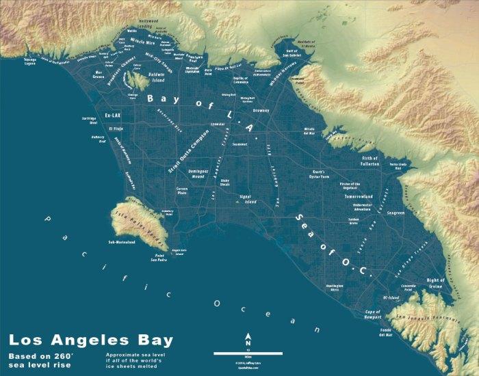 Bay of LA