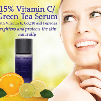 Product Spotlight: 15% Vitamin C/Green Tea Serum