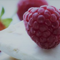 Raspberry & White Chocolate Facial