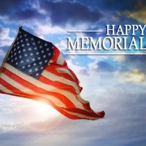 Have a Safe & Happy Memorial Day
