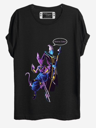 beerus and whis tshirt india