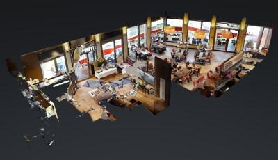 Heinrich Gelateria Bar Restaurant 3D Model