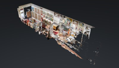 Galerie Helbing 3D Model