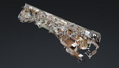 Strathoff 3D Model