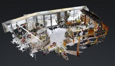 Blumenecke Kampschulte 3D Model