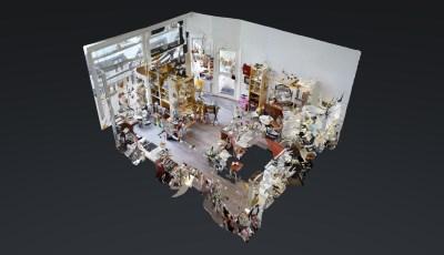 Bibendum 3D Model