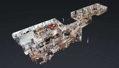 Wohnkultur 3D Model