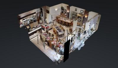 Café Mailin 3D Model