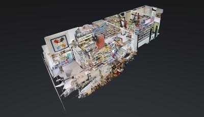 Yobbani Asiatische Lebensmittel 3D Model