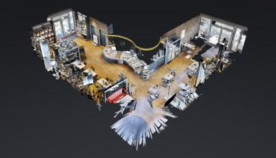 Soester Fischhaus 3D Model