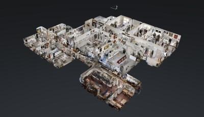 Stiftung Museum der belgischen Streitkräfte Deutschlands 3D Model