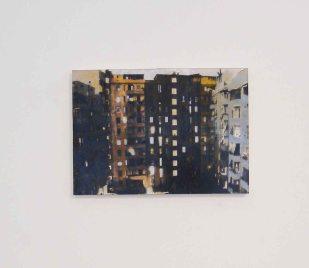 Andrea Aquilanti, Cortile, 2011,