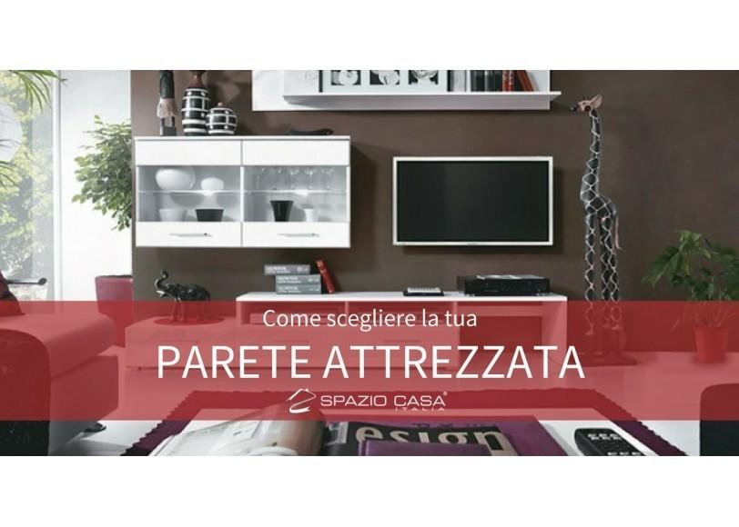 Tavolini, pareti attrezzate su misura, madie moderne, retrodivani e mobili porta tv in diversi stili. Pareti Attrezzate Organizzazione Versatile In Soggiorno