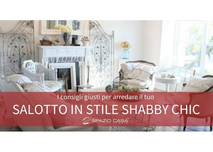 Visualizza altre idee su shabby chic, shabby,. Come Arredare Il Salotto In Stile Shabby Chic
