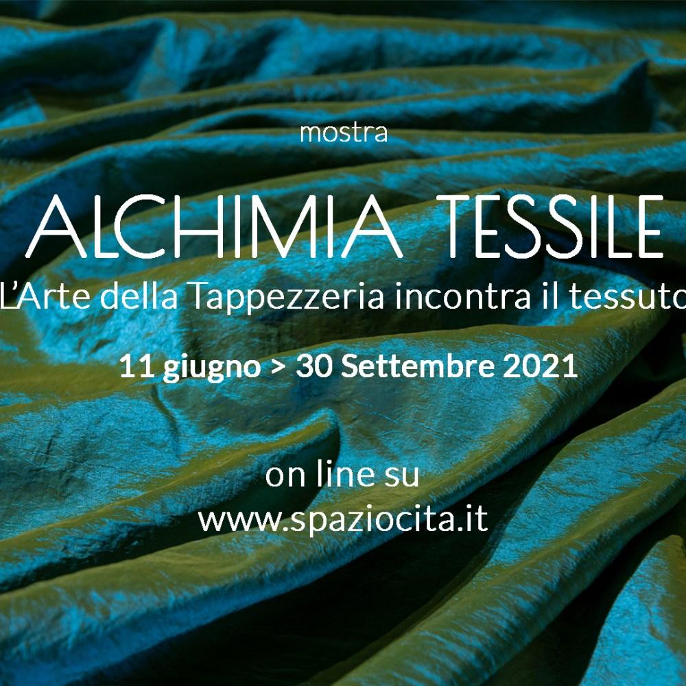 Alchimia Tessile - Inaugurazione mostra