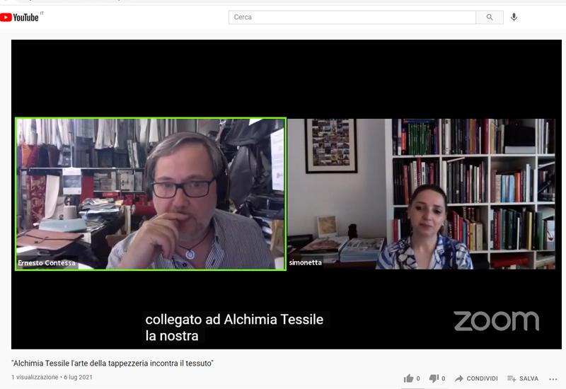 Alchimia Tessile - Condividere esperienze