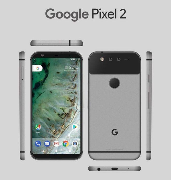 Google Pixel XL 2, il debutto a ottobre. Ma ecco come sarà