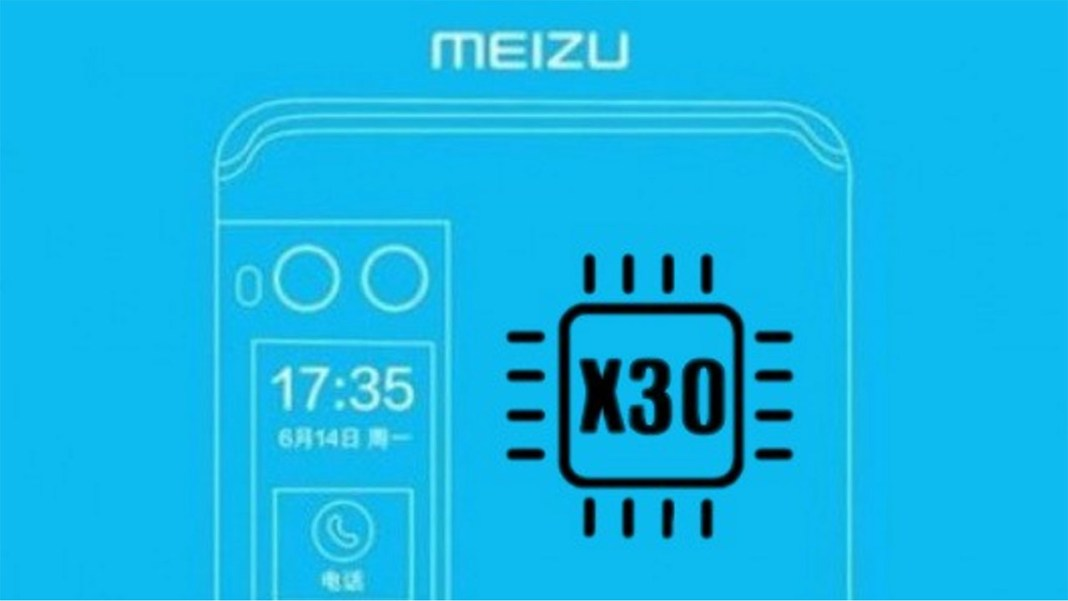 Meizu Pro 7 appare in uno spot!
