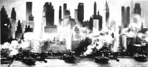 Old New York di Lazzaro Fornoni