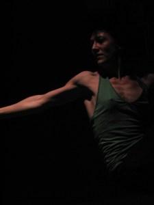 danza contemporanea, teatrodanza, Federicapaola Capecchi, prove su Emilio Tadini