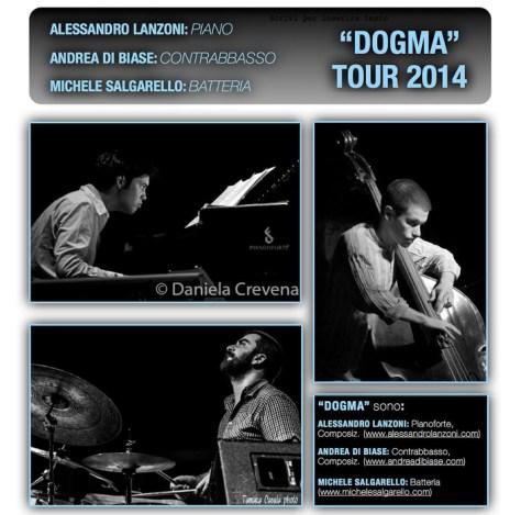 musica a Spazio Tadini, Dogma-Tour-2014