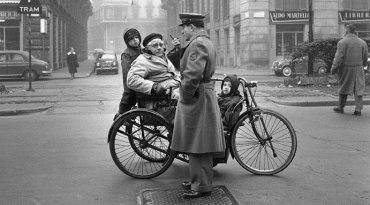 Ernesto Fantozzi: Milano anni 60 e la fotografia di documento