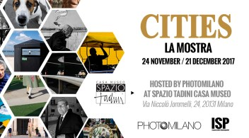 PhotoMilano ospita Cities Exhibition a Spazio Tadini Casa Museo
