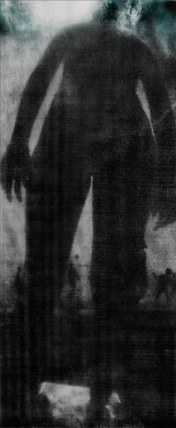 ALESSANDRA PEDONESI -Io sono, 2016 stampa fotografica su carta cm 100x 62