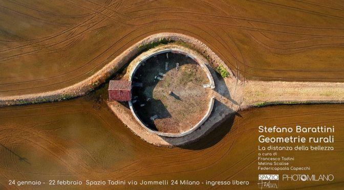 La fotografia Di Barattini: Geometrie Rurali