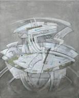 MACCHINA SILENTE 2013 cm 100x80