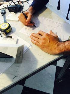 Romolo Stanco progetta C7OLED