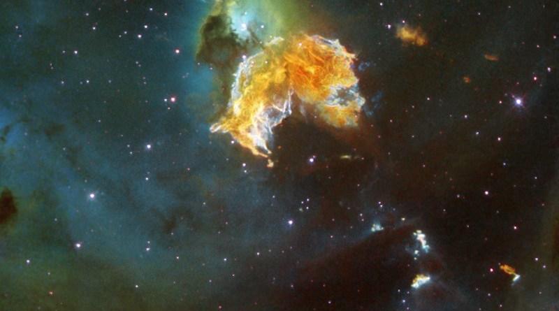 Il resto di supernova N 63A