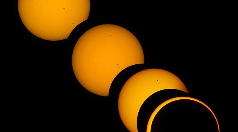 Eclissi solare del 20 maggio 2012