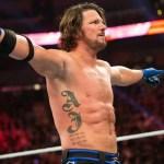 WWE: AJ Styles vuole rendere il titolo degli Stati Uniti importante come quello WWE
