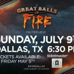 WWE: Come ha reagito il web al nuovo PPV Great Balls of Fire?