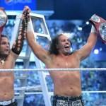 WWE: Ultima apparizione per gli Hardyz?