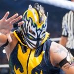 WWE: Kalisto sfida Braun Strowman