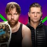 WWE: Dean Ambrose parla con Chris Jericho