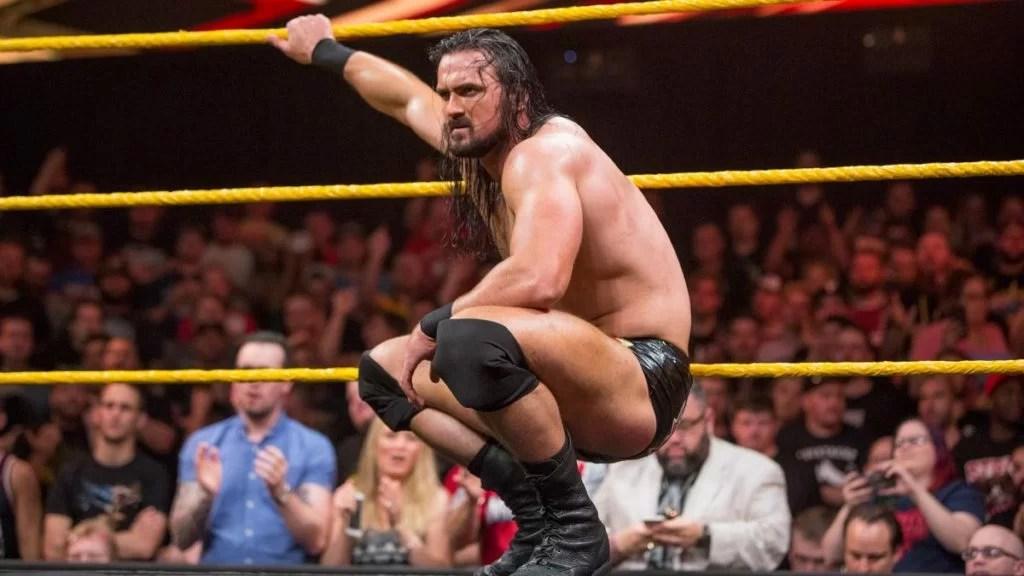 WWE: Drew McIntyre farà parte del tour nel Regno Unito